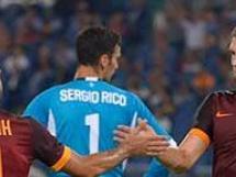 AS Roma 6:4 Sevilla FC