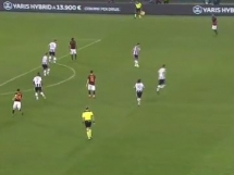 AS Roma 3:1 Udinese Calcio
