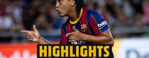 Legendy FC Barcelony - Legendy Realu Madryt