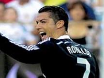Hat-trick Cristiano z Sevillą