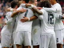 Real Madryt 3:0 Villarreal CF