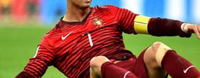 Cristiano zmarnował rzut karny w meczu z Austrią