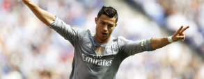 Bramka Ronaldo na 1-0 z Romą!
