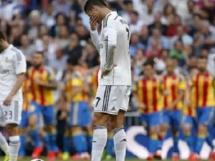 Real Madryt 2:2 Valencia CF