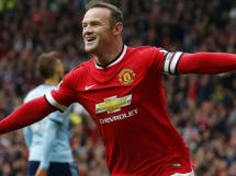 Cudowny gol Rooneya w meczu z Derby County