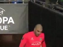 Rosenborg 1:1 Saint Etienne