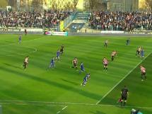 Ruch Chorzów - Cracovia Kraków 3:0