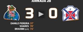 FC Porto 3:0 Os Belenenses