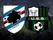 Sassuolo 4:1 Sampdoria