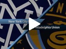 New York City FC 2:1 Philadelphia Union