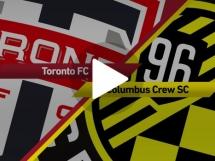 Toronto FC 5:0 Columbus Crew