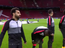 Ajax Amsterdam 0:1 Liverpool