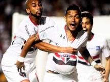 Sao Paulo 1:0 Cesar Vallejo
