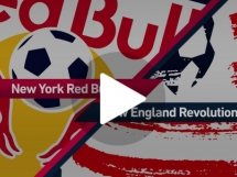 New York Red Bulls 2:1 New England Revolution