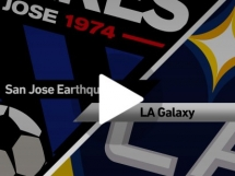 San Jose Earthquakes 2:4 Los Angeles Galaxy