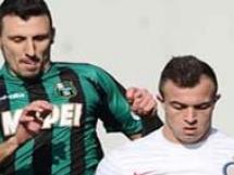 Sassuolo 3:1 Inter Mediolan