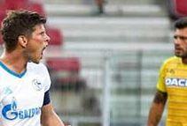 Udinese Calcio 1:1 Schalke 04