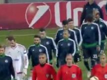 Asteras Tripolis 0:4 Schalke 04