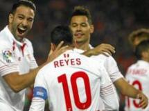 Sevilla FC 3:1 Levante UD