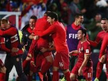 Brazylia U20 1:2 Serbia U20
