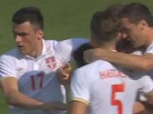 Serbia 4:1 Azerbejdżan