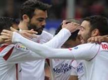 SD Eibar 1:3 Sevilla FC