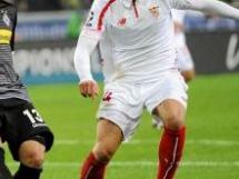 Sevilla przegrała 2:4 z Gladbach!