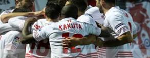Sevilla FC 4:0 Celta Vigo