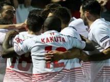 Celta Vigo 2:2 Sevilla FC