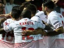 Sevilla FC 2:0 Las Palmas