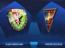 Śląsk Wrocław 1:1 Pogoń Szczecin