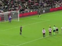 Sunderland 0:1 Southampton