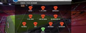 Holandia 1:1 Hiszpania