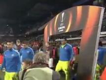 Sparta Praga 1:0 Asteras Tripolis