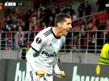 Spartak Moskwa 0:1 Legia Warszawa
