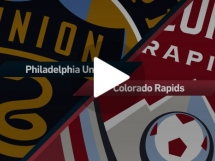 Philadelphia Union 2:1 Colorado Rapids