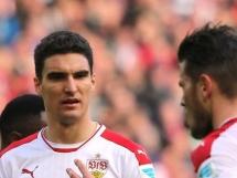 VfB Stuttgart 3:3 Dynamo Drezno