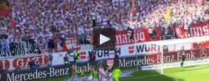 VfB Stuttgart 2:0 Karlsruher