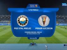 Stal Mielec 2:0 Pogoń Szczecin