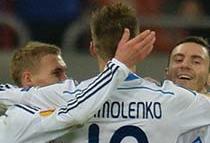Steaua Bukareszt 0:2 Dynamo Kijów