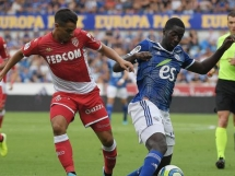 Strasbourg 2:2 AS Monaco