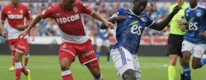 Strasbourg 2:2 AS Monaco