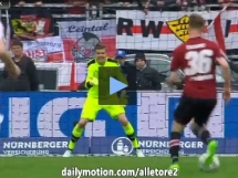 FC Nurnberg - VfB Stuttgart 2:3
