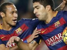 Hat-trick Suareza w meczu z Eibar