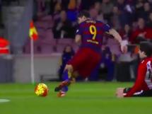 FC Barcelona 6:0 Athletic Bilbao