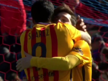 Levante UD 0:2 FC Barcelona [Wideo]