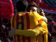 Levante UD 0:2 FC Barcelona