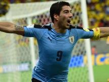 Brazylia 2:2 Urugwaj