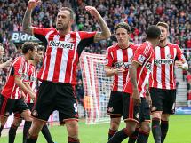 Sunderland 2:1 Manchester United