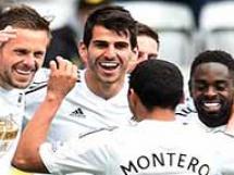 Newcastle United - Swansea City 2:3